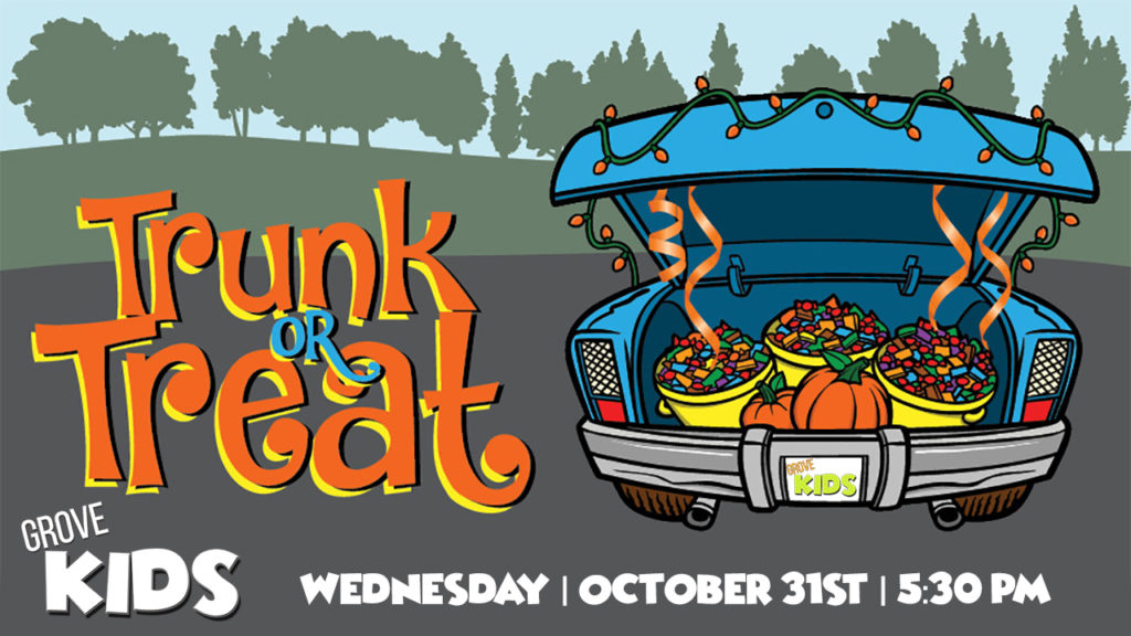 Trunk or Treat @ Oak Grove Church | Golden Valley | Minnesota | United States