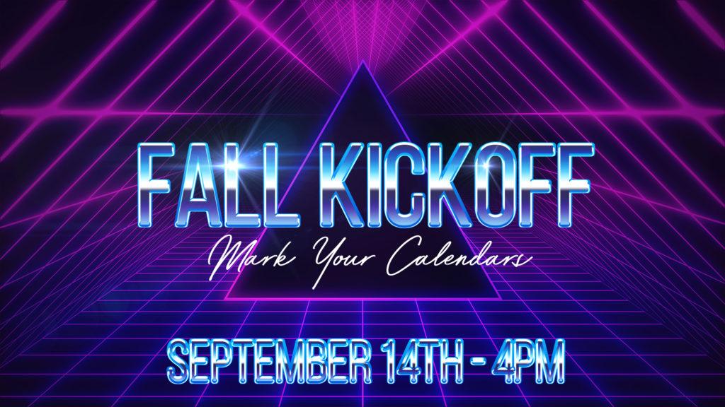 Fall Kickoff @ Oak Grove Church