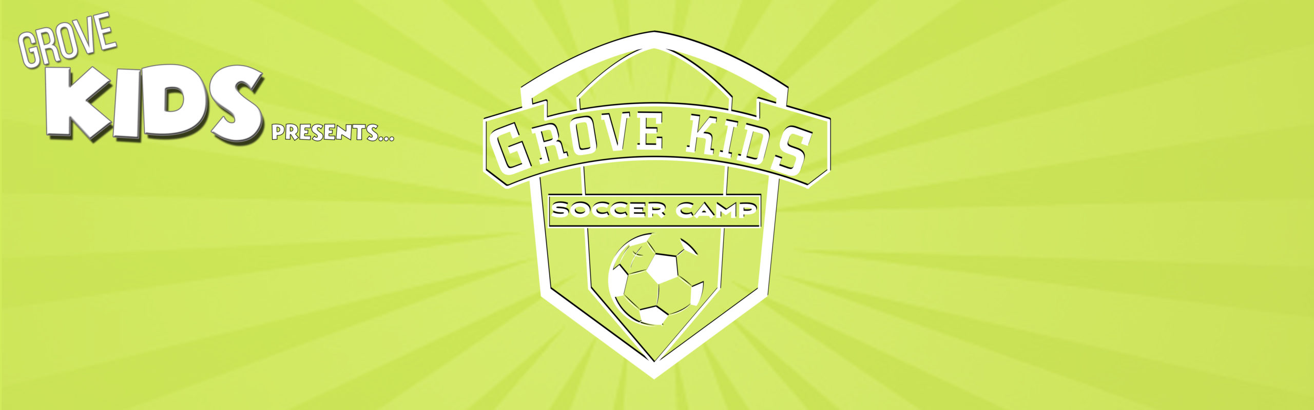 Grove Kids Fun Feet Soccer Camp