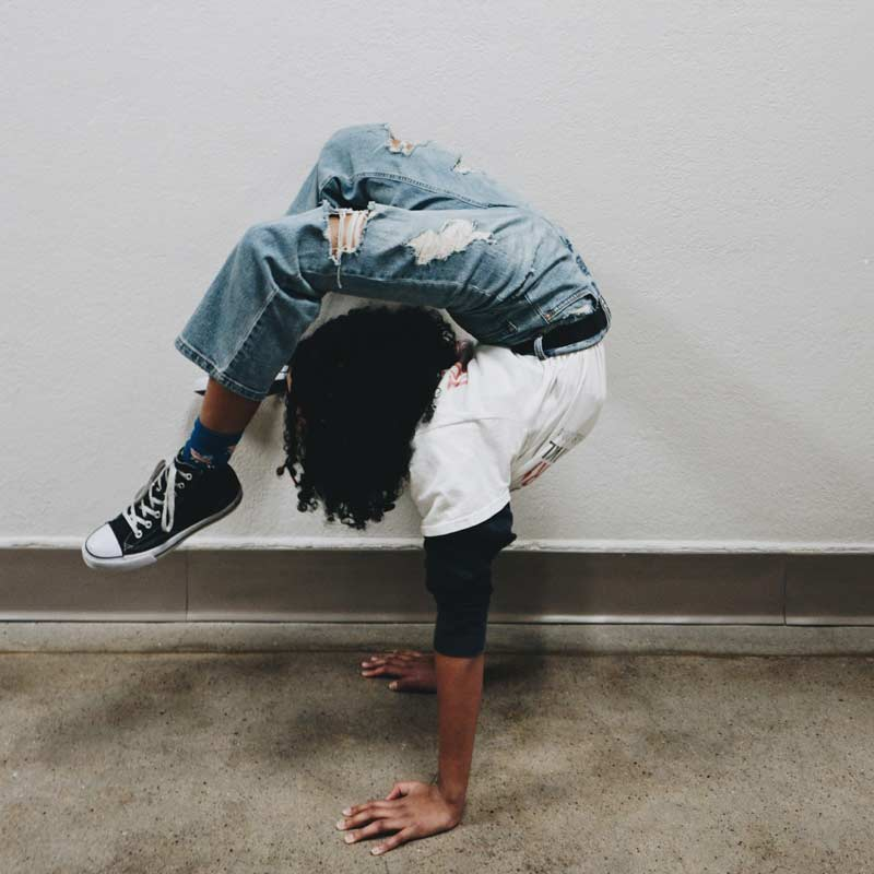 Grove Youth Handstand