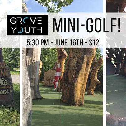 Youth Mini-Golf