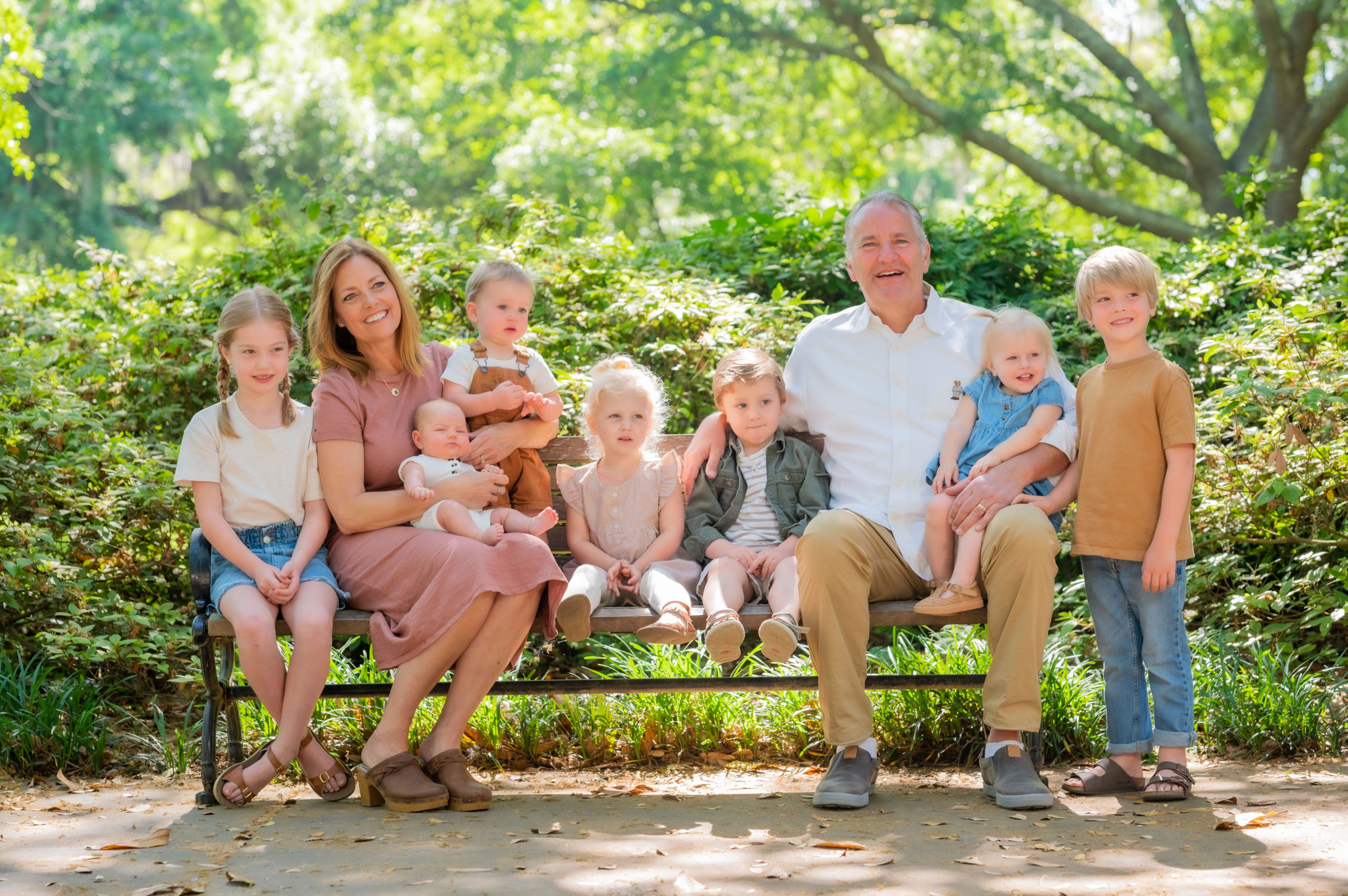 Don Weld Family