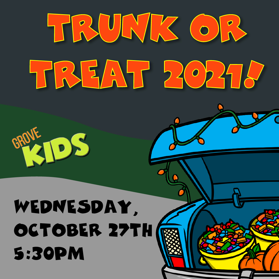 Trunk or Treat 2021